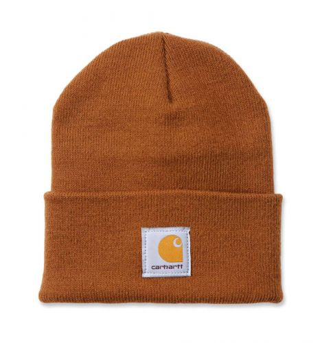 Czapka Carhartt Acrylic Watch Hat brown