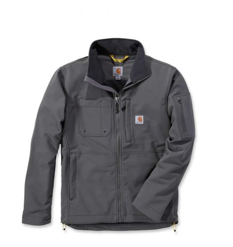 Softshell Carhartt Rough Cut Jacket CHARCOAL