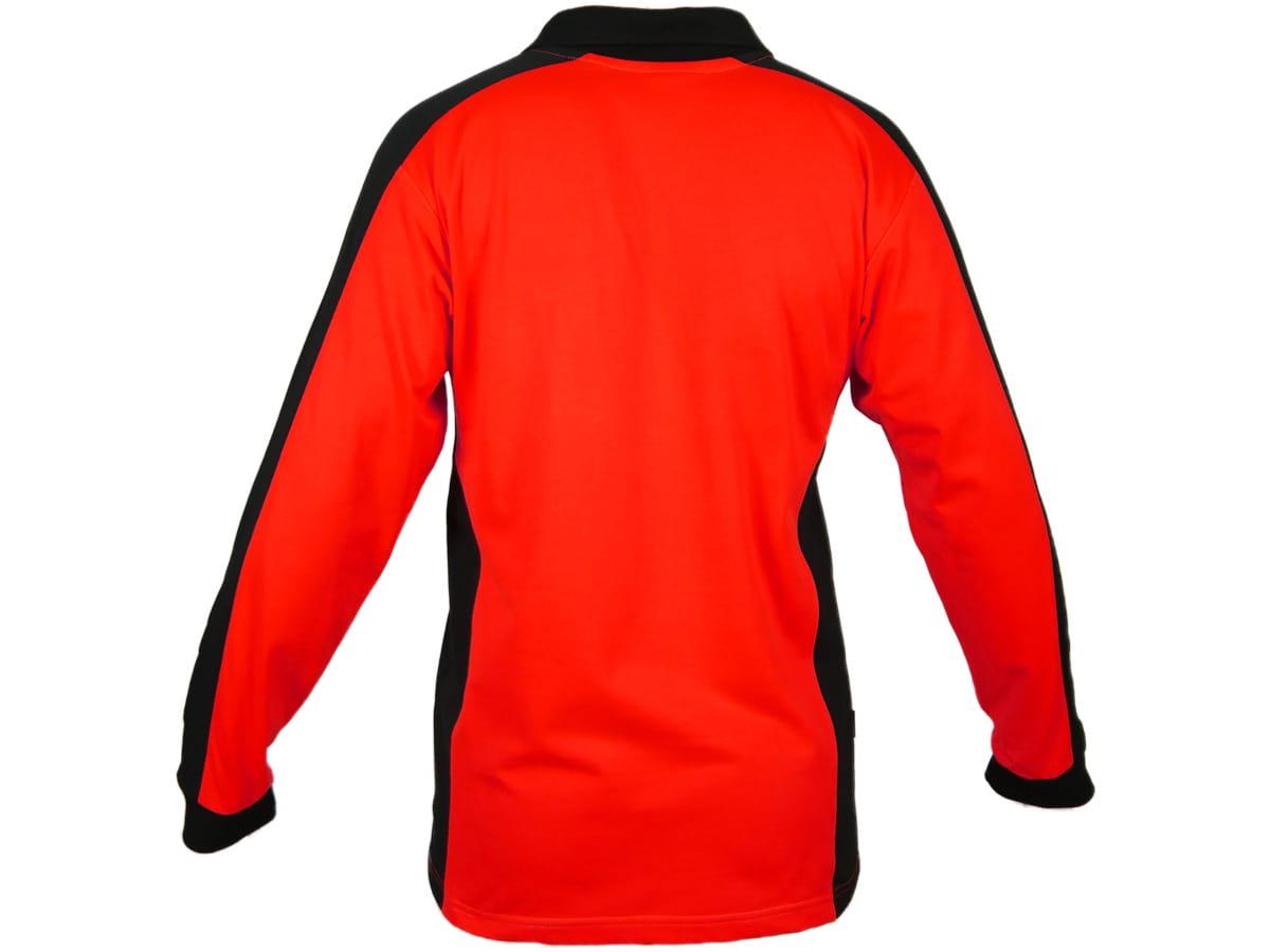 6bbf97991 Koszulka Polo FLUO męska PRM PAŃSTWOWE RATOWNICTWO MEDYCZNE z długim rękawem